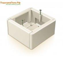 Коробка для наружного монтажа терморегулятора