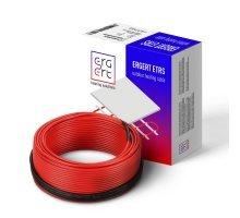 Двужильный нагревательный кабель теплого пола ERGERT ETRS-18, 135 Вт, 7 м