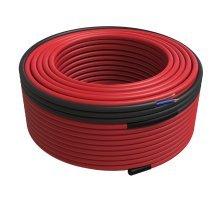 Теплый пол греющий кабель 100 Вт. 5 метров