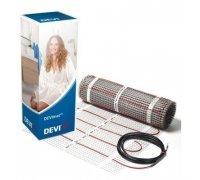 Греющий мат для теплого пола Devi DTIF-150 0.5кв.м / 75 Вт